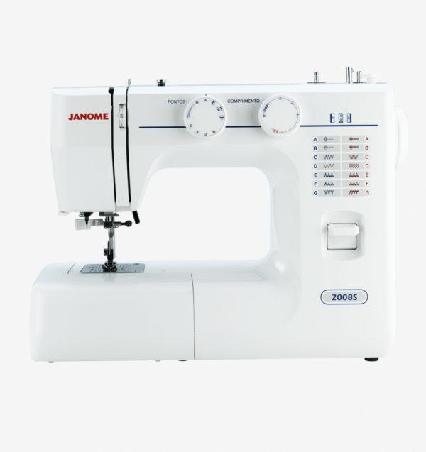 Máquina de Costura Janome 2008S