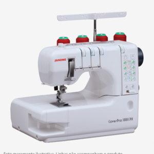Máquina de Costura Janome 1000CPX