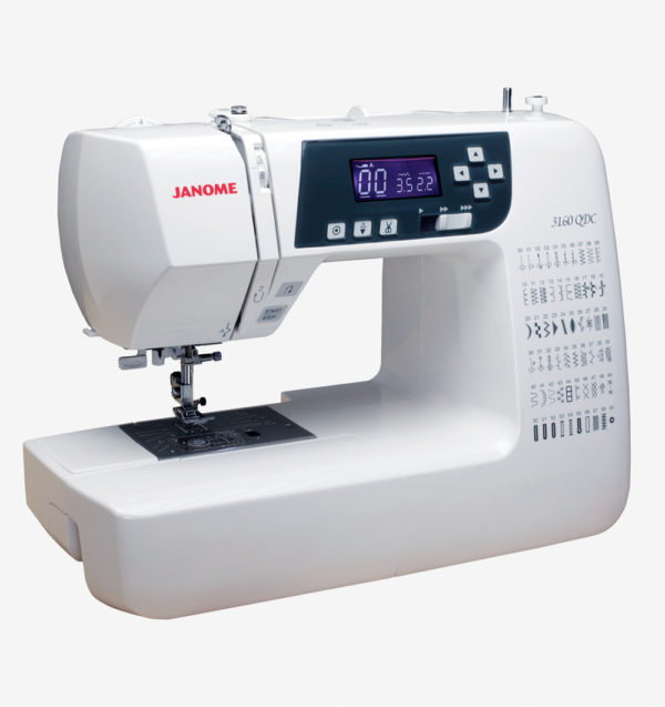 Máquina de Costura Janome 3160QDC
