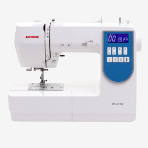 Máquina de Costura Janome DC6100