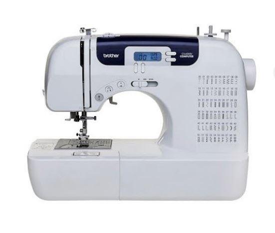 Máquina de Costurar Brother CS6000IDV