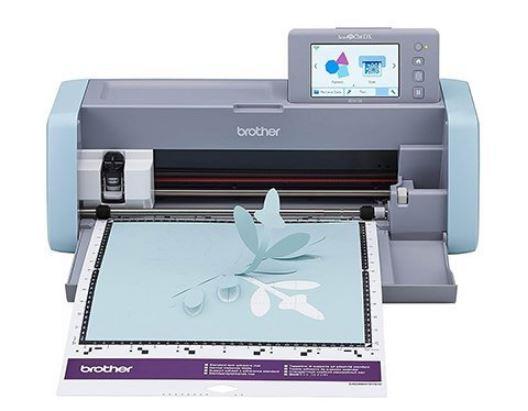Máquina de corte - Scanner embutido Brother ScanNCut SDX125