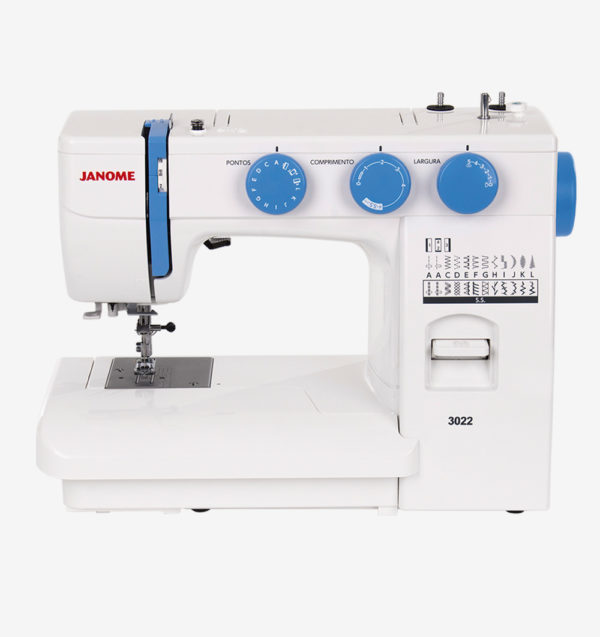 Maquina de costura Janome 3022