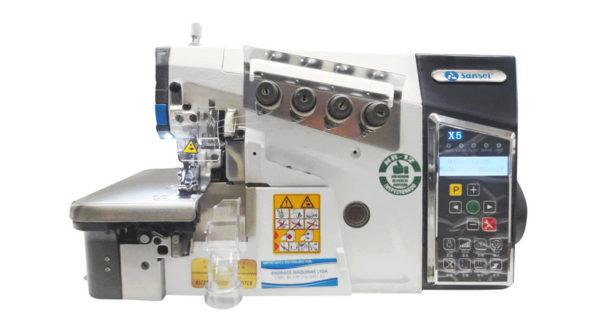 Máquina de Costura Sansei SA‐MX5‐4‐03333‐1