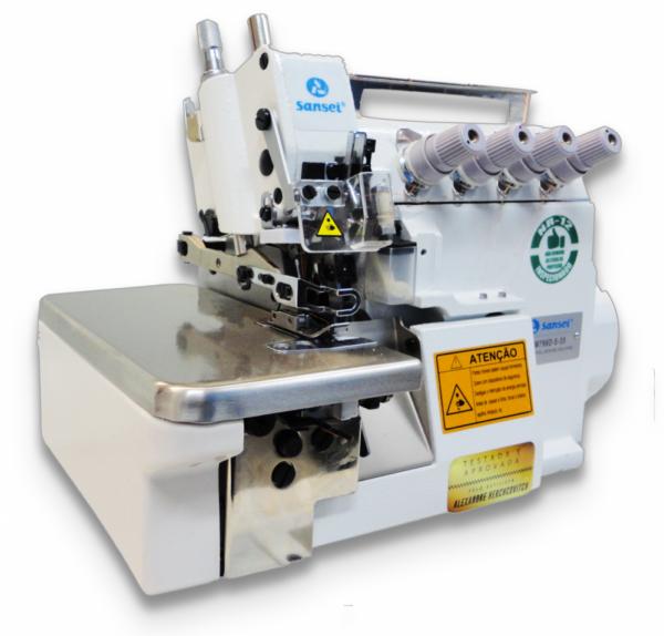 Máquina de Costura Sansei SA-M798D-4-04